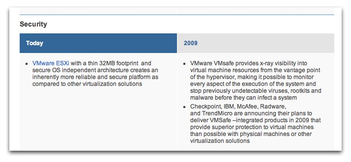 Vmware-security